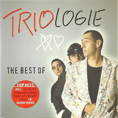 CD - Trio - Triologie - The Best Of - A267