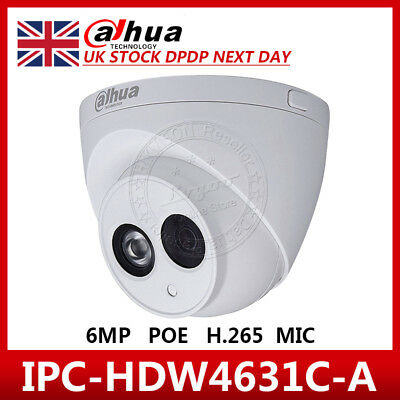 UK STOCK Hikvision DS-2CD2135F-IWS POE  Audio 2.8mm Wireless SD Dome IR Camera