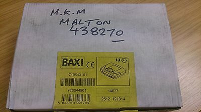 Baxi Rf Wireless 24 Hour Programmable Sensor / Room Stat 720644901