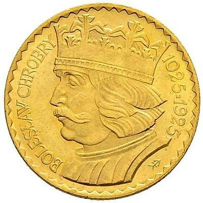 Poland Gold Coin 10 Zlotych 1925 - #2