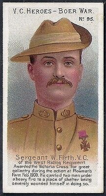 Taddy-Victoria Cross Heroes Vc V.c-#095- Quality Card!!!
