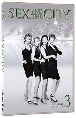 Dvd SEX AND THE CITY - Stagione 03 (3 Dvd) Serie Tv ......NUOVO