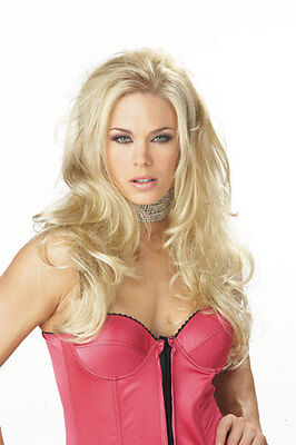 Seductress Blonde Wig for Adult Halloween Costume