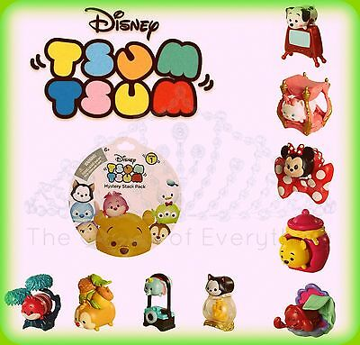 Disney Tsum Tsum Mystery Stack Pack Series 1 2 3 4 Blind Bag 70 Different
