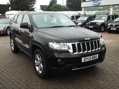 Jeep Grand Cherokee V6 Crd Limited DIESEL AUTOMATIC 2013/13