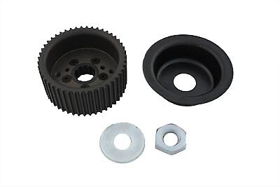 V-Twin 20-0560 - Primo Belt Drive Front Pulley 8mm