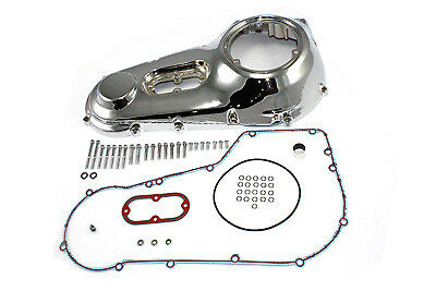V-Twin 43-0344 - Chrome Outer Primary Cover Kit