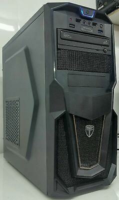 SUPER FAST GAMING COMPUTER PC GT710 CORE 2 DUO E8400 @3.00Ghz 4GB RAM 160GB HD