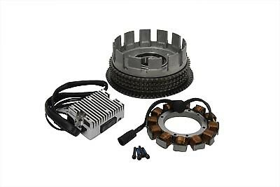 V-Twin 32-0473 - Alternator 17 Amp Charging System Kit