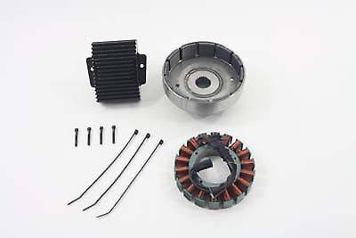 V-Twin 32-0840 - Alternator Charging System Kit 50 Amp