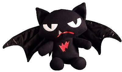 Emily the Strange Bad Bootsy Kitty Plush Lil' Strangers Collection- NEW