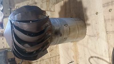 antique spinning roof vent