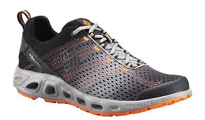 "New Mens Columbia ""Drainmaker III"" Techlite Athletic Running Water Comfort Shoes"