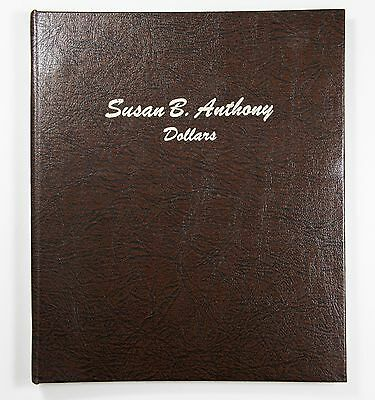 1979-1981 Susan B. Anthony Complete Set w/ Proofs in Dansco Album [2652.05]
