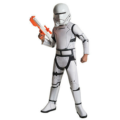 Kids Super Deluxe Flametrooper Star Wars Costume
