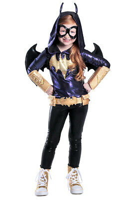Girls DC Premium Batgirl Halloween Costume