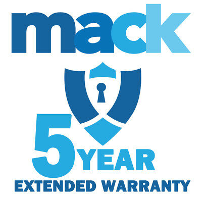 Mack 5 Year Extended Warranty for TVs up to $1250