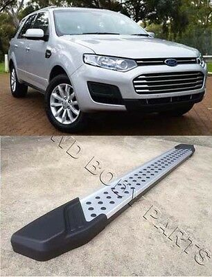 (453) Ford Territory 2004 to 2016 Aluminium Side Steps Running Boards