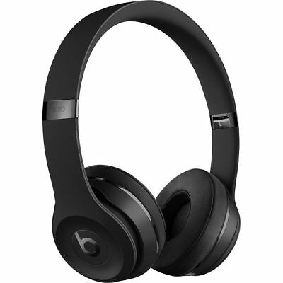 Nuovo Beats By Dr. Dre Solo3 Solo 3 Wireless Cuffie Nero Black