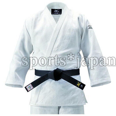 Mizuno JAPAN Judo gi Jacket Judogi YUSHO 2017 Double Weave Model 22JM6A8201