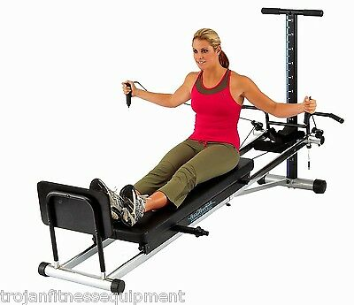 Pilates Total Trainer With Power Pack, Video Brand New Boxed