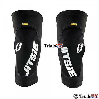 Jitsie Adult Dynamik Elbow Guards - For Trials-MX-Offroad-Cycling