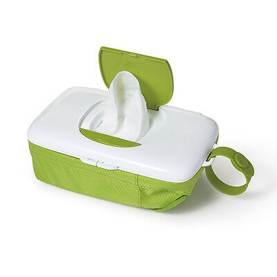 NEW OXO Tot On-the-Go Wipes Dispenser with Diaper Pouch