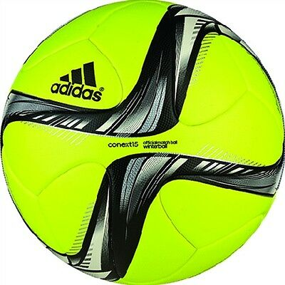 adidas Premium HiVis Match Soccer Ball Context 15 100% authentic $160