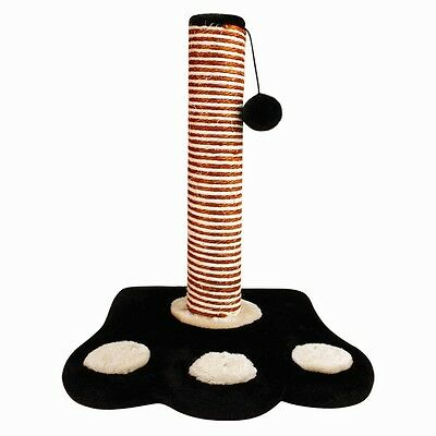 Cat Scratching Activity Post Pole Play Toy Chair Protector BRAND NEW