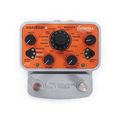 Source Audio SA-226 Soundblox 2 Orbital Modulator