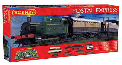 Hornby R1180 Postal Express Train Set Oo Scale New Mint & Sealed