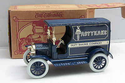 Image result for Ertl Collectibles 1995 TastyKake 1912 Ford Model T Truck Bank DieCast Metal
