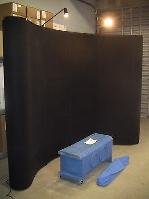 Epic Arise Curved 10ft Popup Portable Trade Show Display Booth