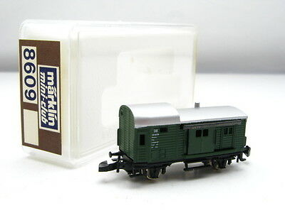 Marklin Z Miniclub 8609 DB Parcels / Baggage Van - BOXED - ZBW07M