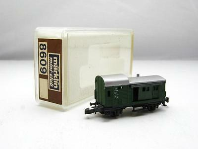 Marklin Z Miniclub 8609 DB Parcels Baggage Van - BOXED - ZBW07P