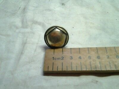 Antique brass draw door knob