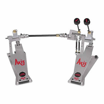 Axis Percussion X Series X-L2 Longboard Double Bass Kick Drum Pedal DEMO