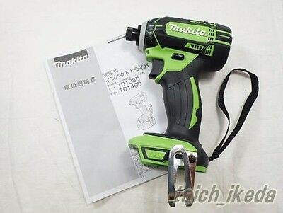 Makita TD149DZ impact driver 18V blue body only From Japan 5 colors