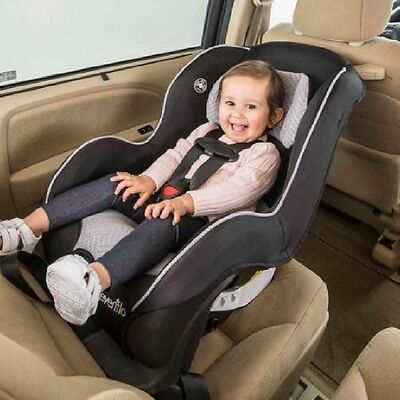 Evenflo Convertible Car Seat Safety Comfortable Adjustable Infant Baby Toddler