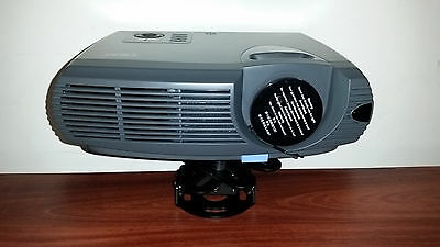 IBM E400 Projector - 584 Lamp Hours / Remote / Cables / Carry Bag Included