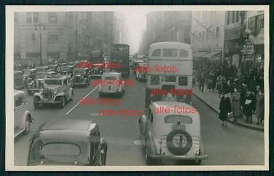 Foto -  Oldtimer Auto Car -  New York 1937