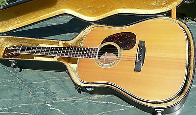 Morris Special by S Yairi W35 D size Acoustic Guitar, 1970's MIJ