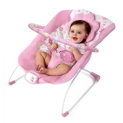 Gorgeous PRETTY In PINK Blossomy BLOOMS Bouncer By BRIGHT Starts