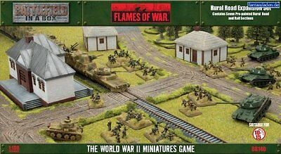 Rural Road Expansion Set - Flames of War