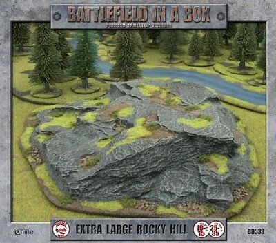 Extra Large Rocky Hill - Flames of War