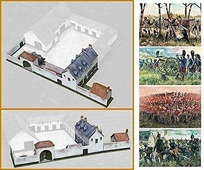 WATERLOO 1815 BATTLESET - SOLDIERS 1:72 - Italeri 6111
