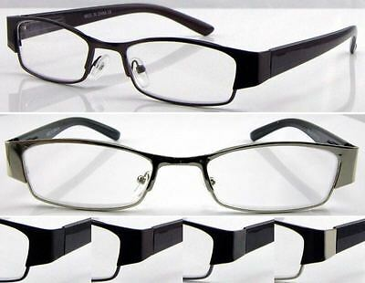 L420 Superb Quality Mens Reading Glasses/Spring Hinge/Simply Modern Style Design