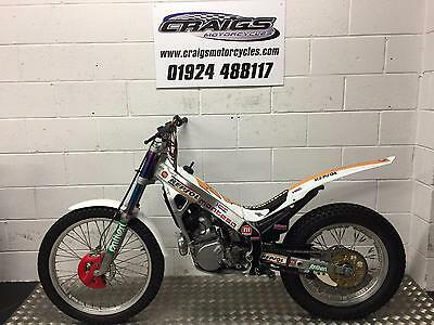 Montesa 315R 2001 Model Trials Bike In Great Condition At Craigs Motorcycles