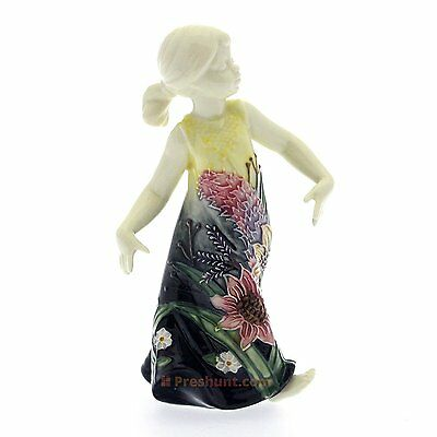 New & Boxed Old Tupton Ware SUMMER BOUQUET GIRL FIGURE - CLARA DANCING TW4495