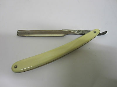 Antikes Rasiermesser  K.Behal Prague, razor antique